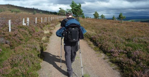 Great Glen Way - Wandern mit Gepäcktransport