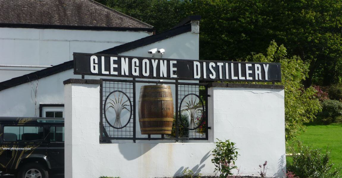 Glengoyne Destillerie - Trossachs Nationalpark